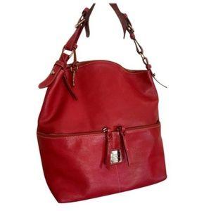 Red Dooney & Bourke Dillen Hobo Bag